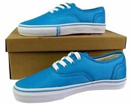 Levi's Women's Classic Premium Atheltic Sneakers Shoes Rylee 524342-62U Aqua image 2