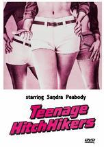 TEENAGE HITHCHIKERS 1975  Chris Jordan, Sandra Peabody, Claire Wilbur  A... - $18.80