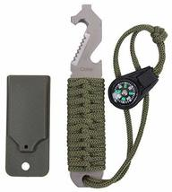 Rothco Paracord Survival Pry Tool, Olive Drab - $11.99