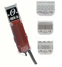 Oster Classic 76 76076 Professional Hair Clipper with Extra Bonus 00000 ... - $169.95