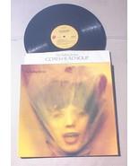 The Rolling Stones Goat's Head Soup LP COC 39105 w/ Goat Poster VG - $24.99
