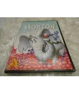 NEW Dr. Seuss: Horton Hears A Who + 3 DVD Children's Deluxe Ed. Christma... - $6.44