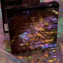 NEW IN BOX Charlotte Tilbury Pillow Talk Luxury Eyeshadow Palette Quad *NICE!* image 3