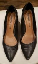 Clarks Collection Womens Black Shoes Pumps Size 9 M Soft Cushion - $33.30