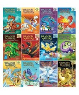 Scholastic Branches DRAGON MASTERS Childrens Series by Tracey West Book Set 1-12 - $56.99