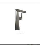 Delta 743-KS-DST Trillian Single Hole Single-Handle Vessel Bathroom Fauc... - $372.23