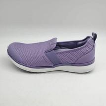 Vionic Womens Julianna Slip On Sneaker Shoes Purple Low Top 9.5 M EUR 41.5 New - $69.29