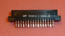 NEW 5PCS AMP 533215-1 CONNECTOR EURO TYPE 1/2R PIN ASSY 48 POS ,16pin  x... - $9.00