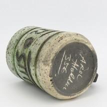 Arol Pottery Halden Norway Saga Pattern Large Coffee Mug c1965 image 2