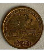 Martin TN Tennessee Token Coin 1973 rare - $93.49