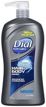 Dial for Men Hair + Body Wash, Hydro Fresh, 32 Ounce - Free Priority Shi... - $19.55