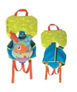 Puddle Jumper Infant Hydroprene™ Life Vest - Orange Fish - Under 30lbs - $51.83