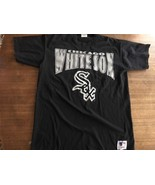 Vintage Made in USA Chicago White Sox T-shirt Nutmeg XL - $16.15