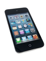 Apple A1367 iPod Touch 8GB 4th Generation MP3 Player Touchscreen Black *... - $59.89