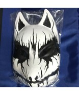 NEW【Rare Rare】 BABYMETAL FOX Mask White Fox Limited Free Shipping from J... - $419.98