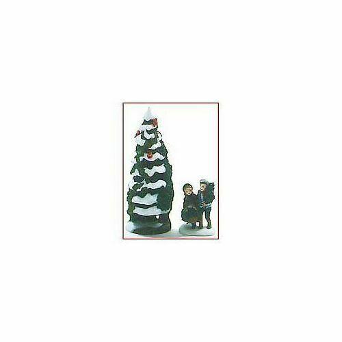 Primary image for Dept 56 Dickens Snow Village  Holly & the Ivy 1997 Event Piece Set of 2 56100