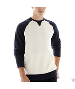 Levi's Lucas Long-Sleeve Fleece Crewneck Shirt Size S New With Tags - $16.99