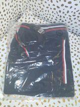 Blu Rock New York Men's Jogger/Athleticshorts with zipper pockets Sz 2XL NAVY image 4