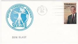 SKYLAB II SUNBLAST HOUSTON, TEXAS SEPTEMBER 6, 1973 - $1.78