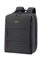 RUIGOR CITY 37 Laptop Backpack Dark Grey - $58.95