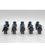 10pcs Star Wars Republic Clone Commandos Night Ops Custom Minifigures - $20.99