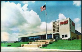 Vintage postcard COCA COLA BOTTLING COMPANY Memphis Tennessee unused n-mint - $9.99