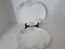 "Wedgwood Vera Wang Dinnerware Vera Rose Romantique 3 Serving Platters 13"" - $16.78"