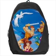 backpack school bag hercules bookbag - $39.79