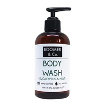 Boomer & Co. Men's Eucalyptus & Mint Body Wash - $22.98