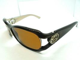 Gucci Rx Sunglass/Eyeglass Frames GG 3031/S/STRASS HXX02 Brown/Grey 60-1... - $99.49