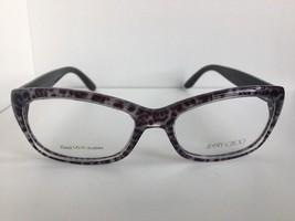 New JIMMY CHOO 82 587 51mm Cats Eye Women's Eyeglasses Frame Italy - $134.99