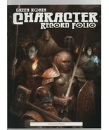 Character Record Folio - Green Ronin - Dungeons & Dragons 4th Ed - 97819... - $4.89