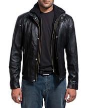 Paul Walker Brick Mansions Biker Knockoff  Men Leather Jacket