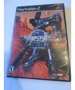 Armored Core 2 (Sony PlayStation 2, 2000) Black Label  Complete - $15.00