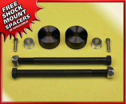 Fits 07-20 Toyota Tundra 4x4 4WD Billet Aluminum Differential Drop Kit D... - $16.88