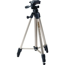 Sunpak 620-060 Tripod with 3-Way Pan Head (Folded height: 20.3; Extended... - $44.89