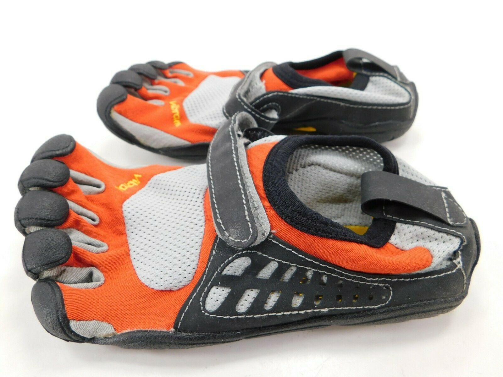 Vibram FiveFingers KSO Size 33 (US 2Y-2.5Y) Youth Kid's Boy's Running Shoes B173