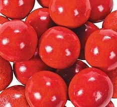 Candy Shop Red 1-Inch Gumballs with a Twist of Cherry Flavor (5 Pound) - $22.10