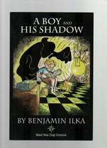 A Boy & His Shadow / Don Quixote de la Mancha - Benjamin Ilka Mad Sea Do... - $17.09