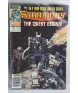 Marvel Starriors Comics - $8.00