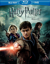 Harry Potter & the Deathly Hallows Part 2 (Blu-ray/DVD)