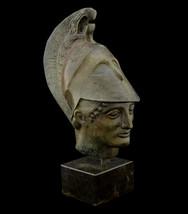 "Bronze Warrior Pythis the Brave ""Pythis from Aigina"" statue bust - $299.00"