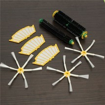 8pcs Filters with Brush Kit 6-armed Brush for iRobot Roomba 500 Series V... - $19.78