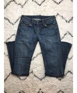 Buffalo David Bitton Women's Jeans Felow Small Bootcut Midrise Size 26 - $24.04