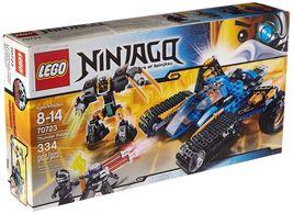 LEGO Ninjago 70723  Thunder Raider [New] Building Set - $177.77