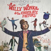 VTG Sheet Music WILLY WONKA CHOCOLATE FACTORY THE CANDY MAN 1971 Sammy D... - $8.56