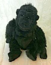 "GANZ Plush Gorilla Lil' Kinz HS040  No Code Plush Only 8"" Tall - $8.69"