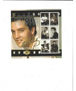 Elvis Presley stamp souvenir sheets, 7 countries, 25th Anniv. of his death - ₹704.05 INR