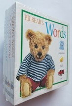 NEW Set of 4 P.B. Bear's Board Books - Words, Colors, Numbers, & Shapes ... - $128.69