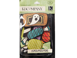 K&Company Halloween Spooky Layered Accents #30-664746